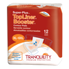 Tranquility TopLiner Contour Booster Pads