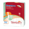 Tranquility SmartCore Disposable Briefs with Tabs, Maximum