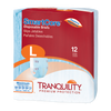 Tranquility SmartCore Disposable Adult Diapers with Tabs, Maximum