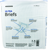 McKesson Ultra Briefs with Tabs, Heavy