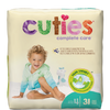 Cuties Complete Care Baby Diapers