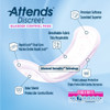 Attends Discreet Pads, Moderate