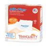Tranquility Air Plus Underpads, Maximum