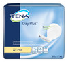 TENA Day Plus 2 Piece Heavy Incontinence Pad, Maximum Absorbency