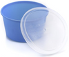 McKesson Denture Cups, Snap-On Lid