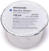 McKesson Irrigation Solution, Sterile Water