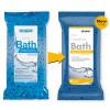 Stryker Sage Comfort Bath Premium Heavyweight Bath Wipes