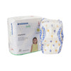 McKesson Disposable Unisex Baby Diaper with Tabs, Moderate, BD-SZ6, Size 6 Over 35 lbs - Case of 92