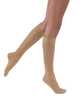 """JOBST SupportWear Knee High Compression Stocking, Closed Toe, 121501, Natural - Medium (Ankle 8-3/8 to 9-7/8""""/Calf 11-7/8 to 16.25"""") - 1 Pair"""