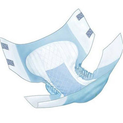 Covidien Wings Quilted Diapers with Tabs - Ultra