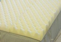 Egg Crate Foam Mattress Topper