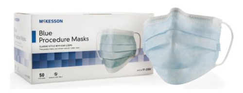 McKesson Procedure Mask