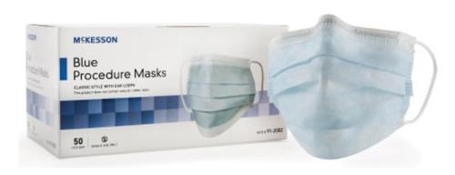 McKesson Procedure Mask