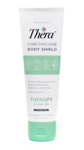 Thera Body Shield Skin Protectant Cream w/ 5% Dimethicone