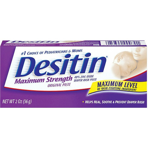 Desitin Maximum Strength Cream