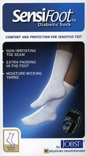 2992dbe854f JOBST Sensifoot Diabetic Compression Socks