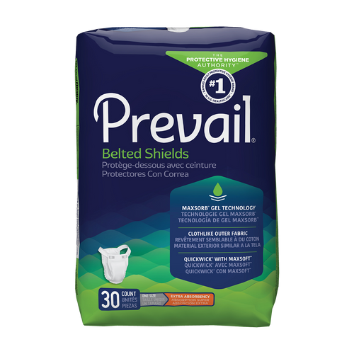Prevail Belted Shields - Extra