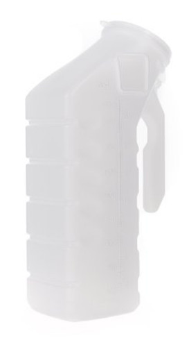 McKesson Male Urinal - 32 oz. - No Cover