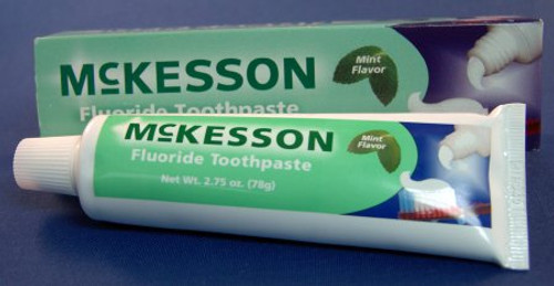 McKesson Mint Toothpaste