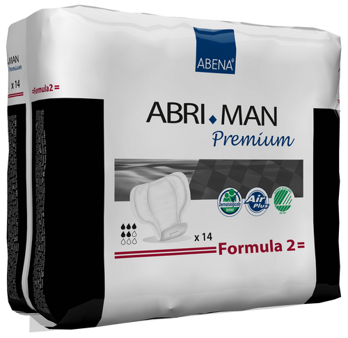 Abena Abri-Man Formula 2 Male Guards
