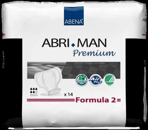 Abena Abri-Man Formula 2 Male Guards