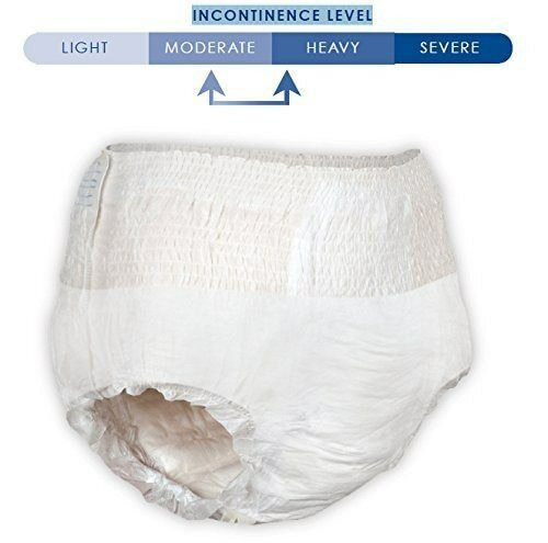 Attends Pull-Up Underwear, Extra