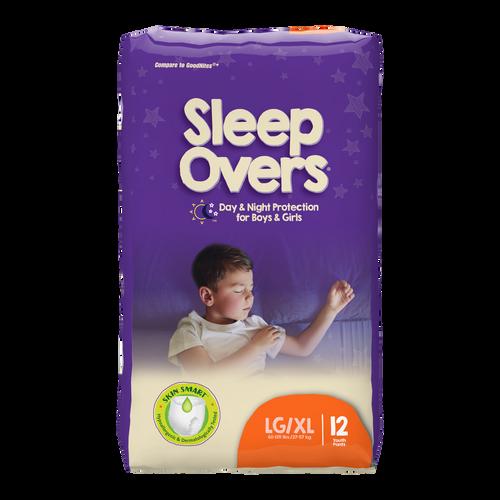 Cuties sleepovers