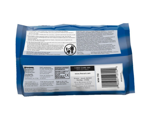 Prevail Adult Wipes with Lotion