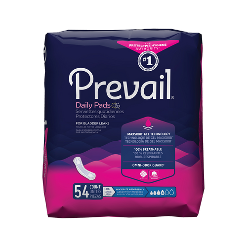 Prevail Pads, Moderate