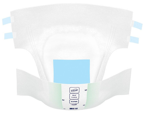 TENA Super Incontinence Brief, Maximum Absorbency