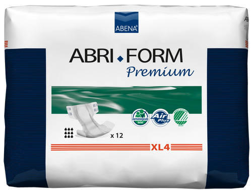 Abena Abri-Form Premium Adult Diapers with Tabs, XL4