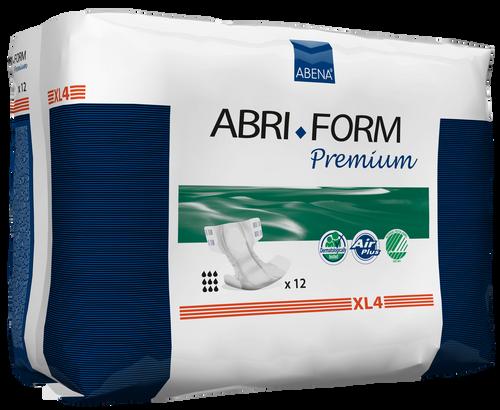Abena Abri-Form Premium Diapers with Tabs, XL4