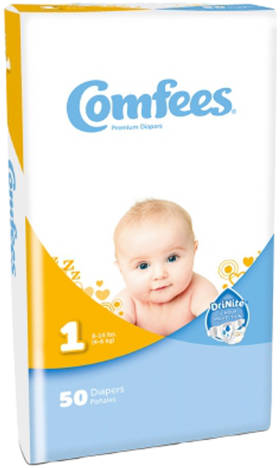 Comfees Premium Baby Diapers