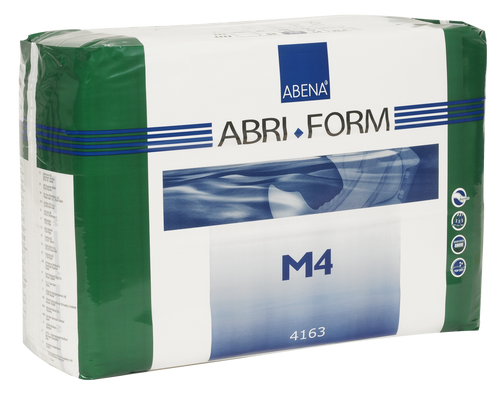 Abena Abri-Form Diapers with Tabs, M4
