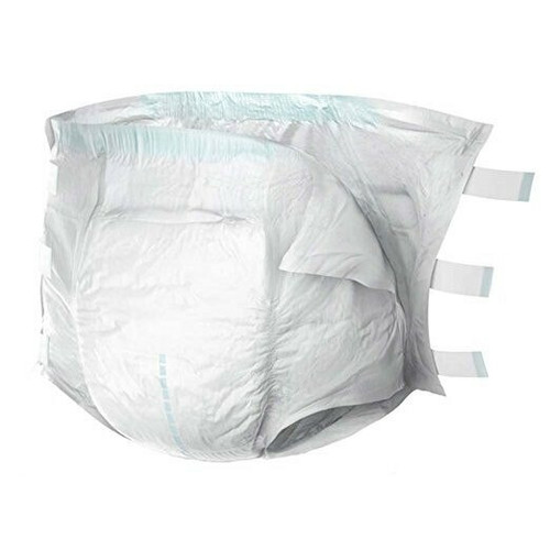 Depend Protection Diapers with Tabs, Maximum