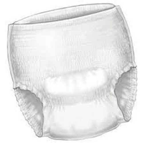 Covidien Simplicity Protective Underwear X Large Moderate absorbancy case of 100