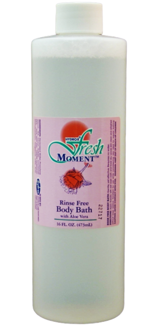 Fresh Moment Rinse-Free Body Wash
