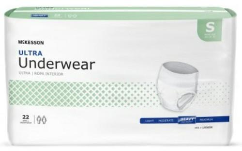 McKesson Ultra Pull-Up Underwear, Heavy