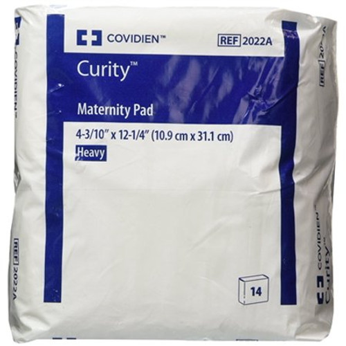 Covidien Curity Maternity Pads
