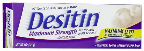 Desitin Maximum Strength Cream