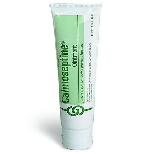 Calmoseptine Skin Protectant