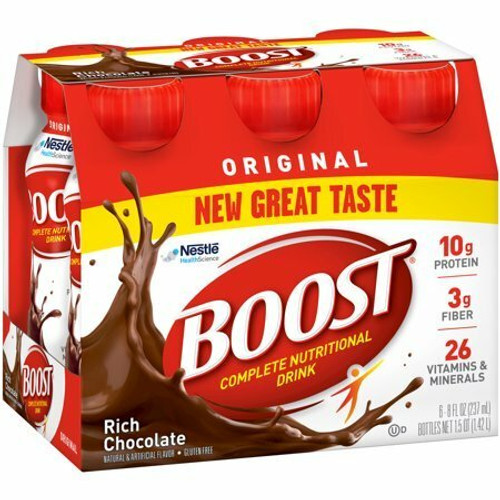 Boost Original Nutritional Shake, Bottle