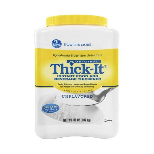 Thick-It Food & Drink Thickener, Unflavored