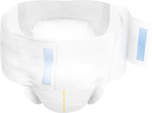 TENA Complete Incontinence Brief, Moderate Absorbency