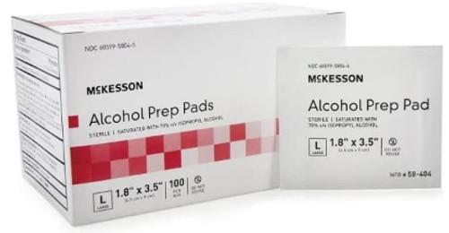 McKesson Alcohol Prep Pad