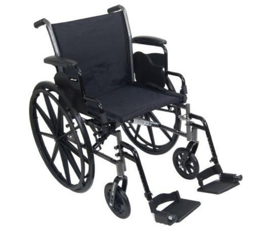 McKesson Lightweight Wheelchair