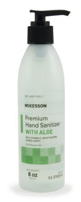 McKesson Hand Sanitizer with Aloe, Spring Water Scent