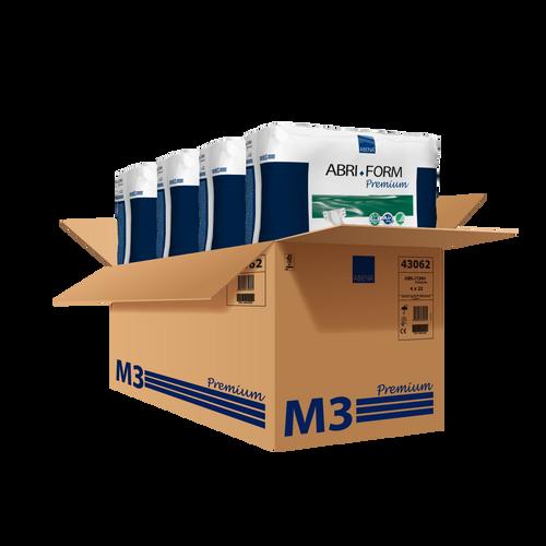 Abena Abri-Form Premium Diapers with Tabs, M3