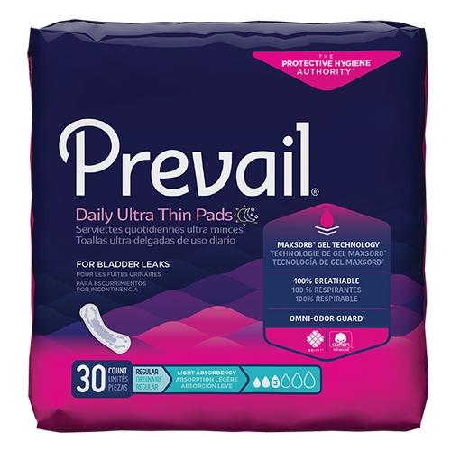 Prevail Ultra Thin Pads