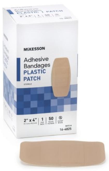 McKesson Plastic Adhesive Strip